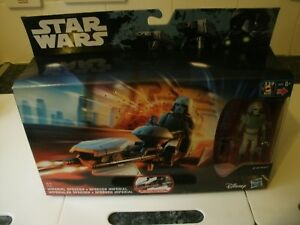 BOXED-STAR-WARS-IMPERIAL-SPEEDER-AT-DP-PILOT-ROGUE-ONE-REBELS-FIGURE-BIKE-SET