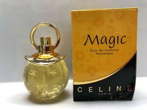 Magic-by-Celine-1-7-oz-50-ml-Eau-de-Toilette-Spray-for-Women-Discontinued