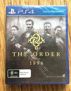The-Order-1886-PS4-BRAND-NEW-sealed