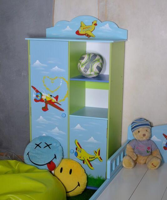 Kinderzimmer Jugendzimmer Kleiderschrank Schrank Kommode Babyzimmer Jugendbett