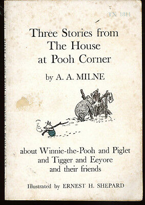 Winnie-the-Pooh - Classic ... by A.A. Milne 1405229950 The House at Pooh Corner