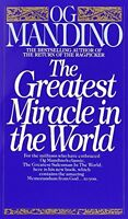 The Greatest Miracle In The World By Og Mandino, (mass Market Paperback), Bantam on Sale