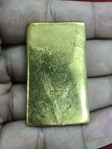 Phra Somdej Lp Toh Gold Wat Rakang Thai Amulet Pendant Silver Case Necklace K230