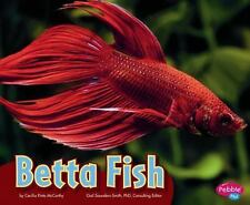 Betta Fish (Colorful World of Animals)-ExLibrary
