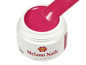 Colour UV Gel Made in Germany 5ml Colour Dark Pink