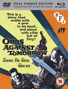 Odds-Against-Tomorrow-Dual-Format-UK-IMPORT-DVD-NEW