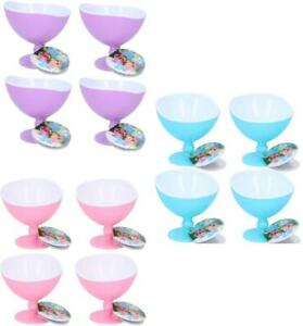 Set-of-4-150ml-Plastic-Ice-Cream-Sorbet-Sundae-Serving-Glass-Dish-Bowl