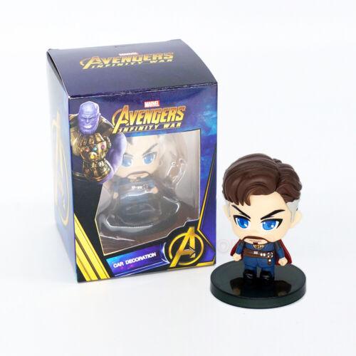Marvel Avengers DOTTOR STRANGE hulk iron man Modello Figura Statua Decorazione Auto