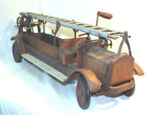 1920-039-s-KEYSTONE-PACKARD-HEAVY-PRESSED-STEEL-AERIAL-LADDER-79-FIRE-TRUCK