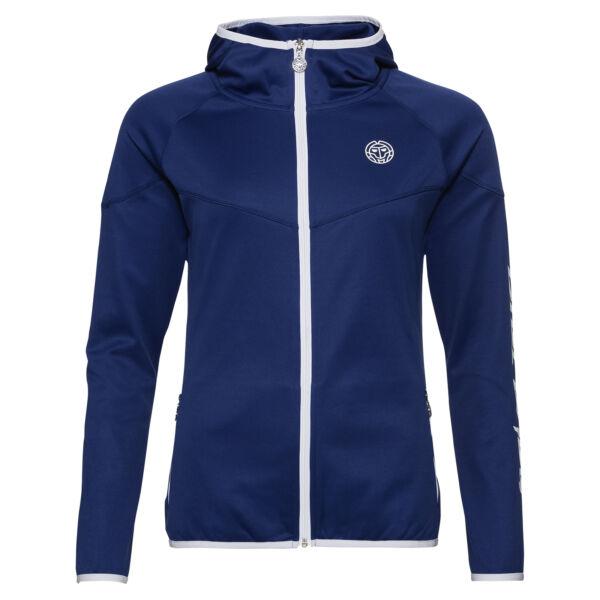 BIDI BADU Damen Inga Tech Jacket  Trainingsjacke dunkelblau NEU