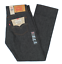 NEW-MEN-039-S-LEVIS-ORIGINAL-STF-SHRINK-TO-FIT-JEANS-BLACK-ALL-SIZES-005010226 thumbnail 1