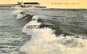 Largo-Playa-California-The-Breakers-Benham-Publica-Panama-Expo-1911-Psmk