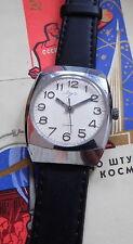 LUCH MONTRE MÉCANIQUE MÉCANISME DORE 2209 23 RUBIS URSS 1970