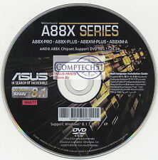ASUS GENUINE MOTHERBOARD SUPPORT DISK A88X PLUS REV 1128.06 M4677