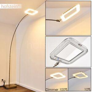 LED Design Stand Steh Lese Boden Lampen Dimmer Schlaf Wohn Zimmer Beleuchtung