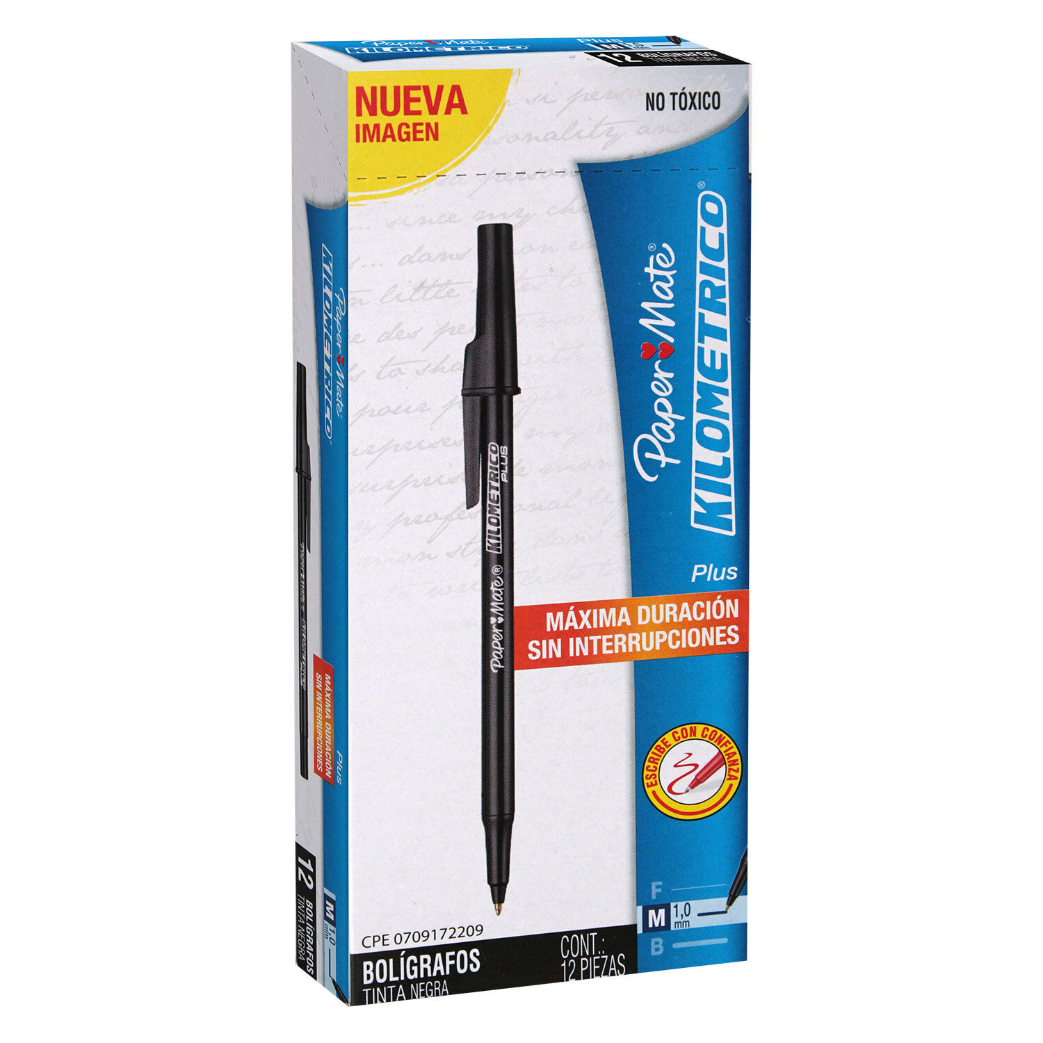 Paper Mate Black Ink 12 Bo Of Pens 144 Kilometrico Office Supplies Best Offer