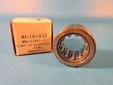 Heavy Duty Oil Hole, Open KOYO HJ-142212 Needle Roller Bearing HJ Type