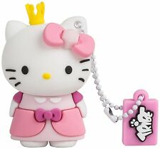 Kinder Tribe Hello Kitty Figur 8 GB USB Flash Drive Memory Stick Princess Rosa