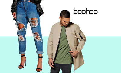 Up to 40% off Boohoo