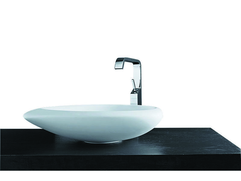 Mastella Design countertop basin SASSO on top sink SA00