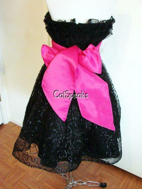 NWT BETSEY JOHNSON EVENING COTILLION DRESS FROM RETAIL STORE STORE STORE 8 SALE d7b9af