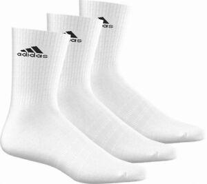 Details zu adidas Performance Socken 3S Performance Crew HC 3 Paar weiß