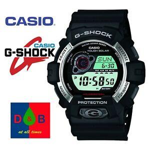 Details about *Low Price* Casio Men's G Shock Digital Watch GR 8900 1ER Solar Black Strap