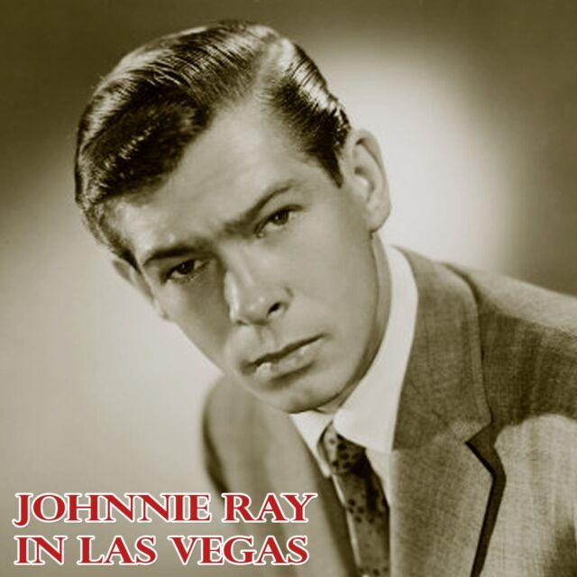 Johnnie Ray - In Las Vegas CD
