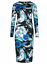 M-amp-S-Marks-and-Spencer-Autograph-Floral-Paisley-Print-Bodycon-Dress-Size-6-20 thumbnail 3
