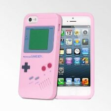 New Skin Gameboy Soft Silicone Case Cover For Apple iPhone 4 4G 4S