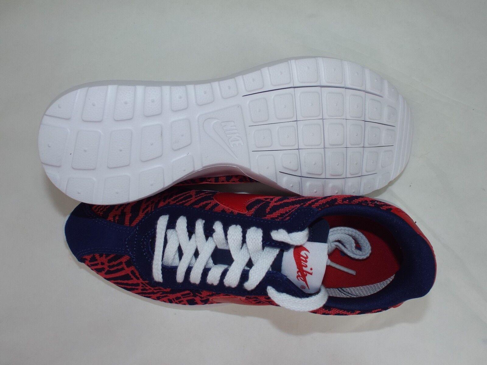 innovative design f0d1e 6e49f ... New femmes 9 NIKE Roshe LD-1000 KJCRD rouge bleu chaussures chaussures  chaussures 130 819845 ...