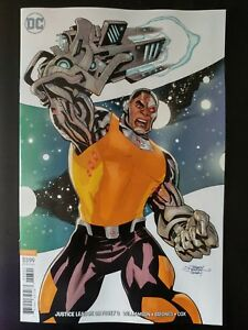 JUSTICE-LEAGUE-ODYSSEY-3b-2019-DC-Universe-Comics-VF-NM-Book
