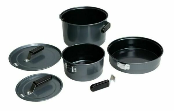 Red Coleman 2000016422 Cookware Set 6-Pc.