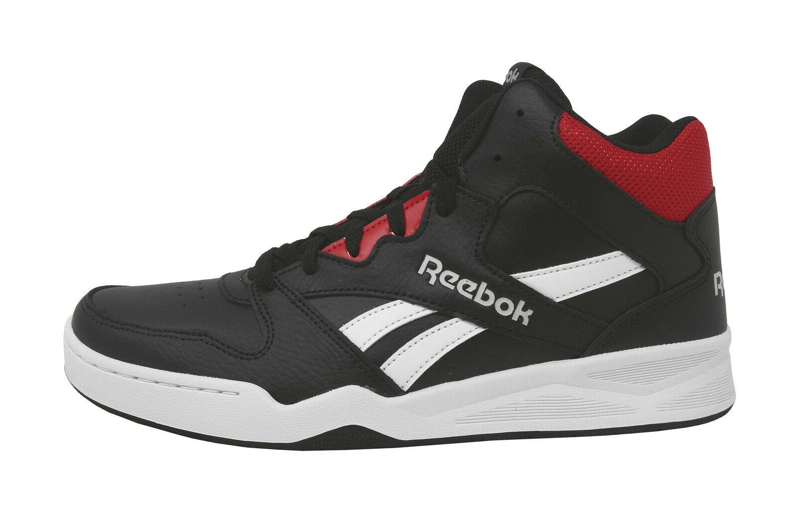 Reebok Para hombres Zapatos CN6857 Royal BB4500 Hi2-Negro blancoo Rojo