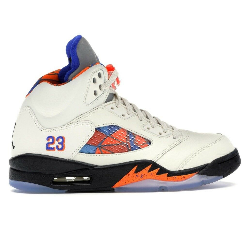 Air Jordan 5 V Retro International Flight Mens 136027-148 Sail shoes size 11