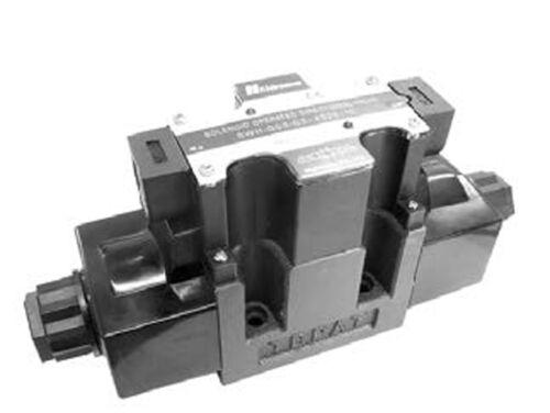 Hydraulic Hidraman Solenoid Valve SWH-G03-C6-A110-10 Northman