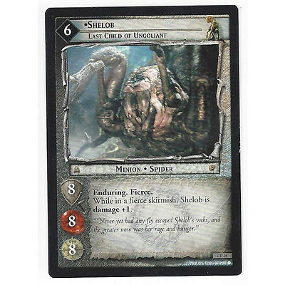 CCG 27 Lord of the Rings / Hobbit Promo Shelob Last Child of Ungoliant 0P48