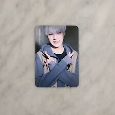 """MONSTA X Minhyuk OFFICIAL PHOTO CARD Photocard """"From Public Broadcasting"""""""