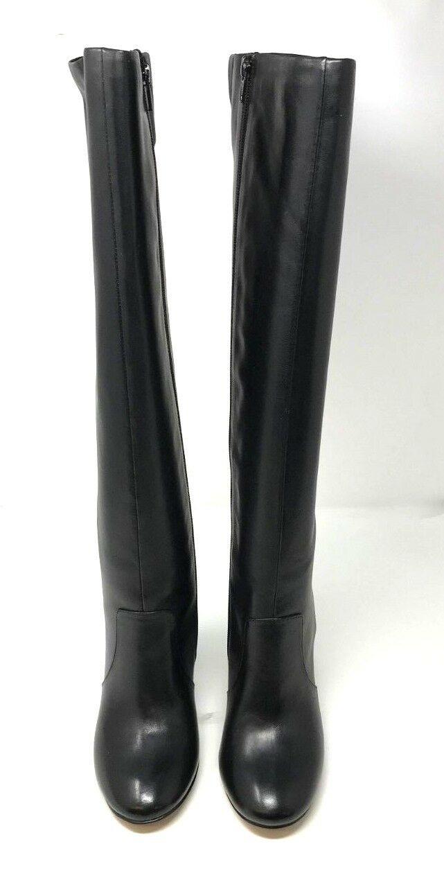 Botkier New York Roslin nero Knee High stivali Pick Dimensione New With Box Free Shippi
