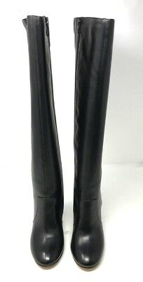 botkier Womens Roslin Leather Over-The-Knee Dress Boots