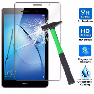 """Tablet Tempered Glass Screen Protector Cover For Huawei MediaPad T3 10 9.6/"""""""