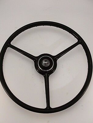 Original 1936 Pontiac Steering Wheel and Horn Button