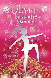 Olivia-039-s-Enchanted-Summer-by-Lyn-Gardner-Good-Used-Book-Paperback-FREE-amp-FAST