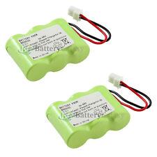 2x Battery for Vtech CS5111-2 CS5121 CS5121-2 CS5121-3