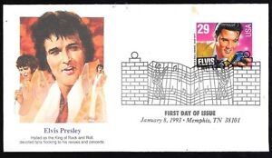 Elvis-Presley-First-Day-of-Issue-January-8-1993-Memphis-TN-38IOI