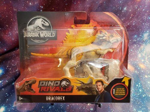 Dracorex Dino Rivals Dinosaur Figure Jurassic World