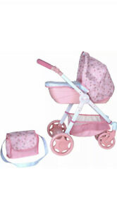 Zapf-Creation-Baby-Annabell-Roamer-Doll-Pram
