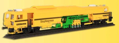 Schienen-Stopfexpress 09-3X PLASSER /& THEURER #NEU in OVP# kibri 16050 Spur H0