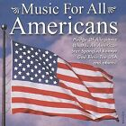 Music For All Americans by Various Artists (CD, Mar-2002, King)