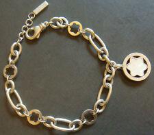 bracelet MONTBLANC Star Signet argent massif. 395€ .  N°2